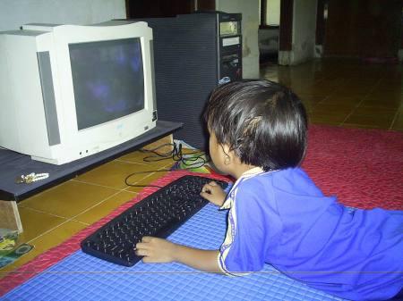 Ian Main Komputer