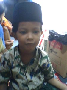After Sholat My Son Can Do Dua