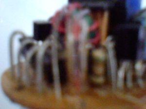 Bagian komponen elektronik